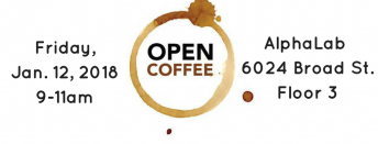 Open Coffee Club Pittsburgh